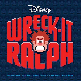 Röjar Ralph Sång - Wreck-It Ralph Musik - Wreck-It Ralph Soundtrack - Wreck-It Ralph Score