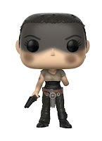 Pop! Movies: Mad Max - Fury Road - Furiosa Missing Arm