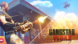 تحميل لعبة Gangstar Vegas مهكرة كاملة للاندرويد بدون رووت + vip (اخر اصدار)