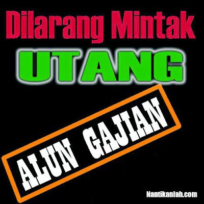 Gambar Dp BBM Lucu Bahasa Minang