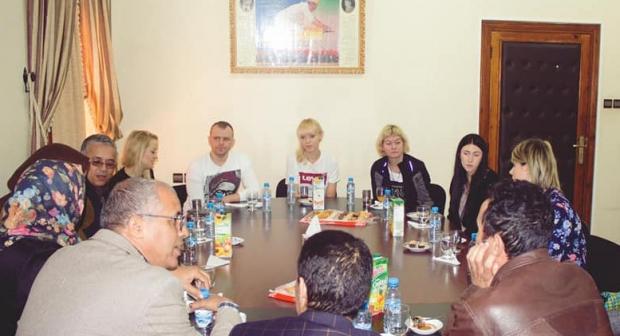 بيوكرى: وفد من دولة بولونيا يستعرض تجربته في مجال رعاية الأشخاص ذوي الإحتياجات الخاصة