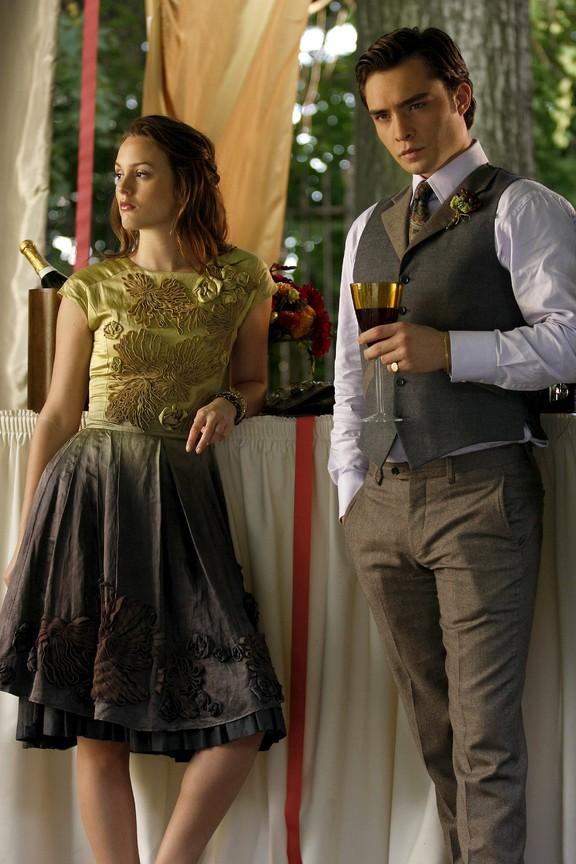 Who is rufus dating in gossip girl season 1