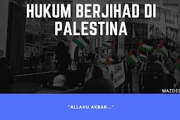 Hukum Berjihad di Palestina