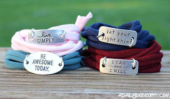 momentum jewelry, wrist wrap, bracelets, quotes