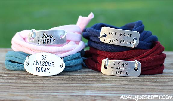 momentum jewelry, wrist wrap, bracelets, quotes