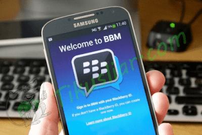 Cara Mengganti Nada Pemberitahuan BBM di Android