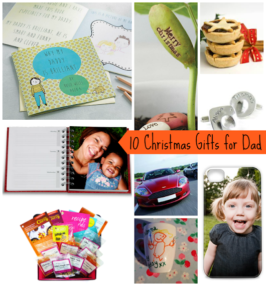 10 Gifts Ideas For Dads