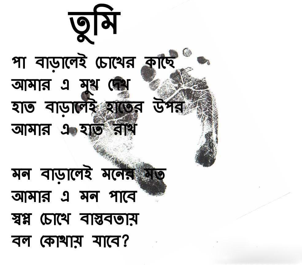Bengali Heart Touching Quotes: Bangla Chobial Kobita Guccho