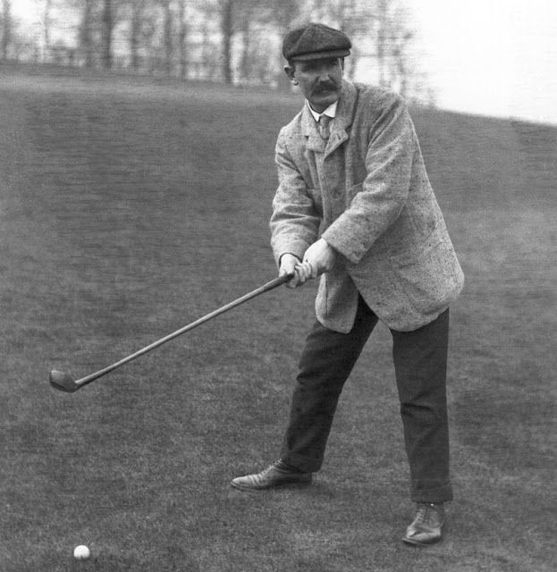 golfer Sandy Herd