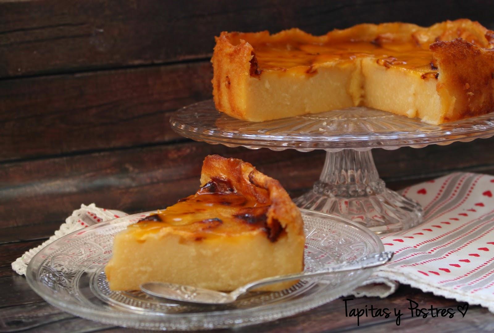 Tapitas y postres tarta de manzana la mas f cil del mundo - Pure de castanas y manzana ...