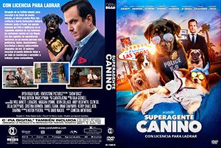 Show Dogs - Superagente Canino - Cover DVD