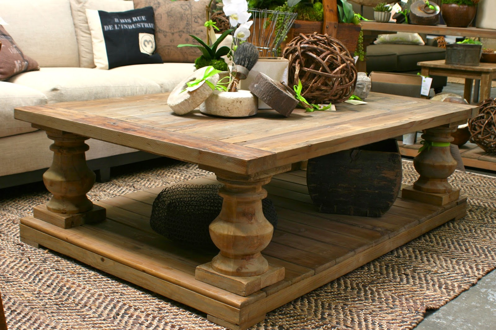 Stratford Coffee Table 999 60 X 40. Chartreuse Home Furnishings March 2017