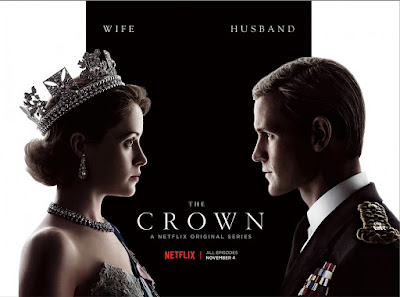 The Crown Netflix Banner Poster 1