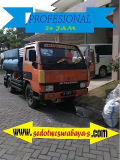 Harga Sedot WC Greges Surabaya Murah, 085773000759