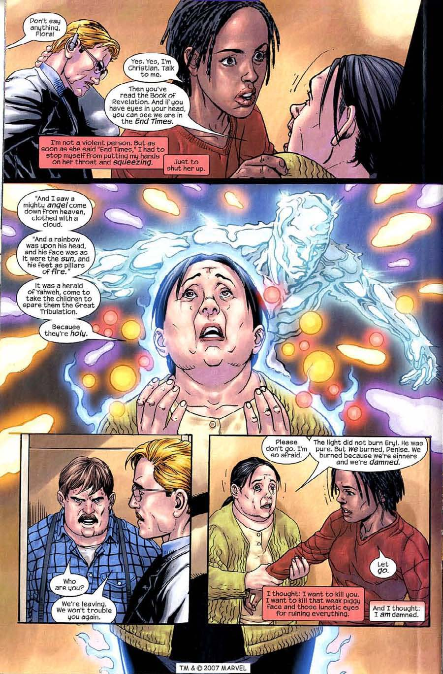 Read online Silver Surfer (2003) comic -  Issue #4 - 18