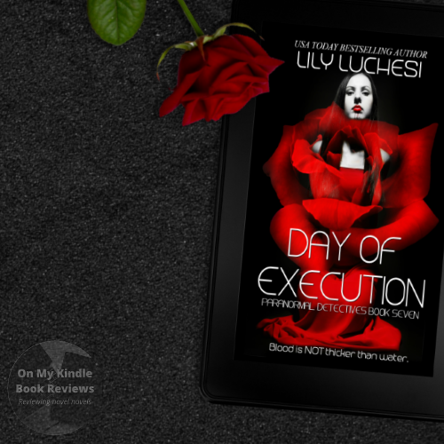 On My Kindle BR's review of DAY OF EXECUTION (PDS BOOK 7) by Lily Luchesi