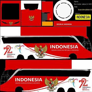 Dowmload Livery Bus Indonesia