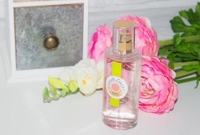 L'eau parfumée à la Fleur de Figuier, une senteur estivale par Roger Gallet