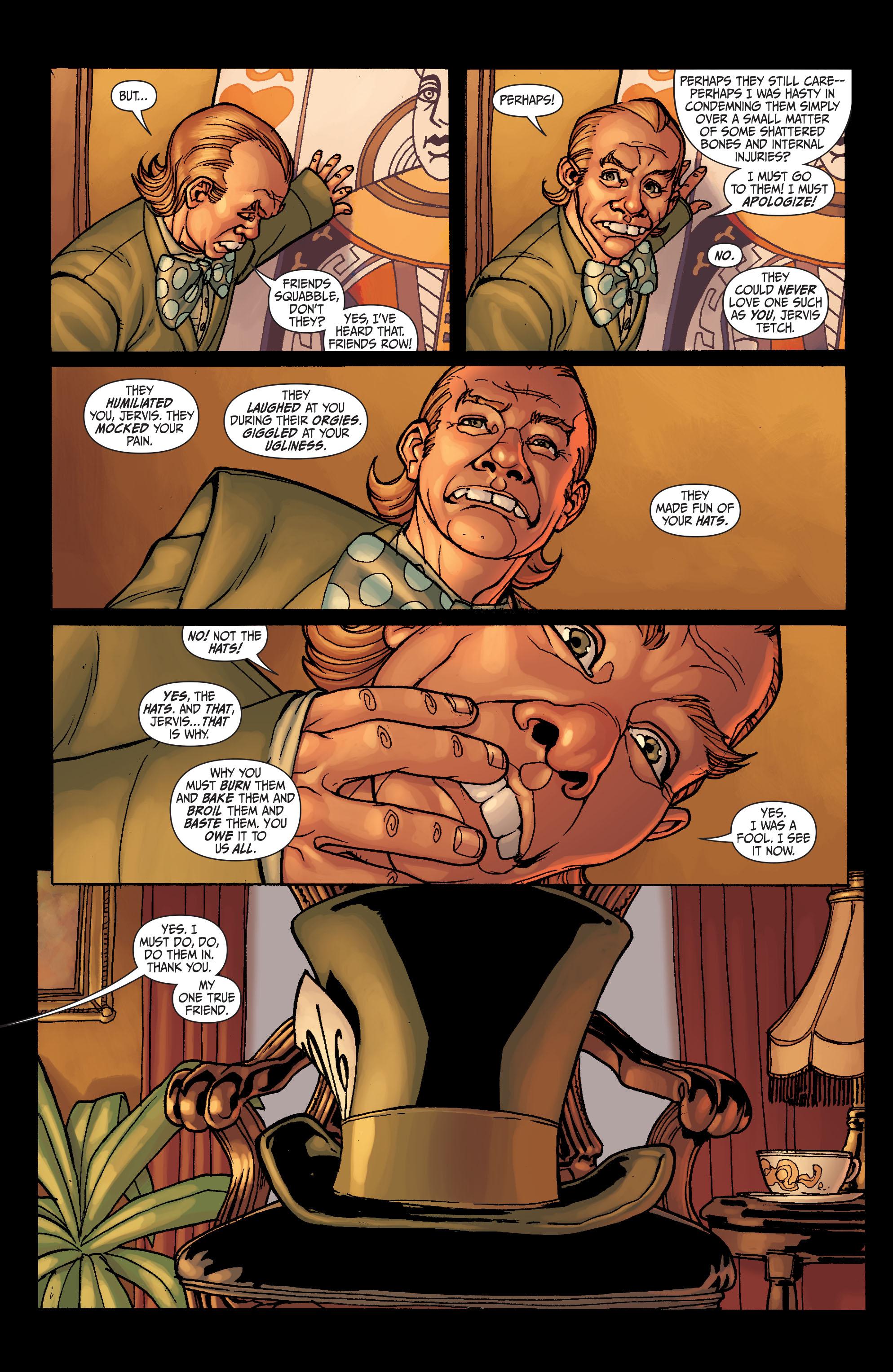 Read online Secret Six (2008) comic -  Issue #6 - 24