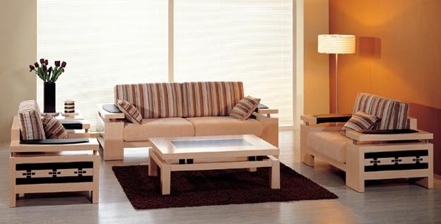 Bí quyết lựa chọn bàn trà gỗ ấn tượng cho phòng khách