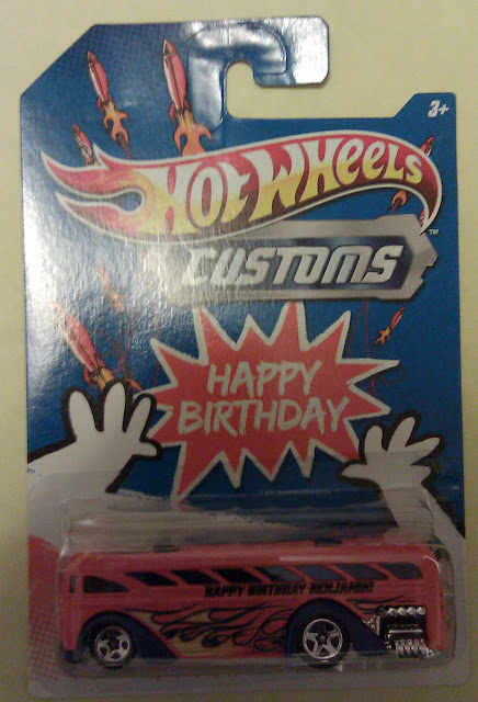 Hot Wheels Customs