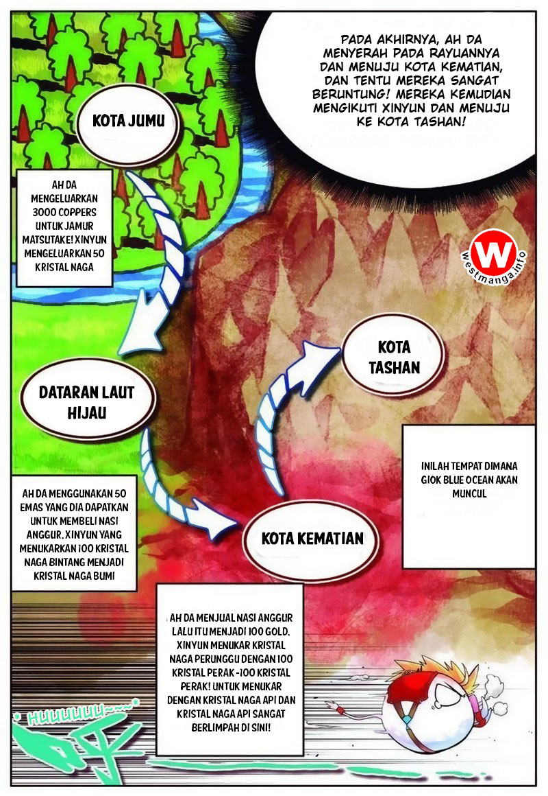 Baca Komik X – Epoch Of Dragon Chapter 5 Komik Station