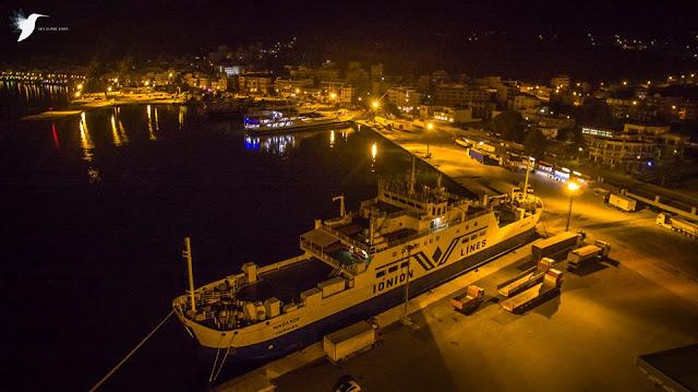 Ηγουμενίτσα: Χωρίς πλοία από το πρωί της Πέμπτης μέχρι το πρωί του Σαββάτου