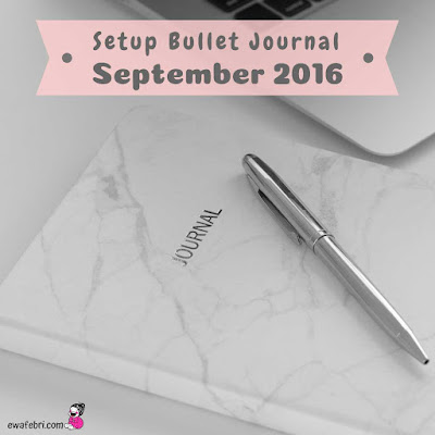 setup bujo ideas september
