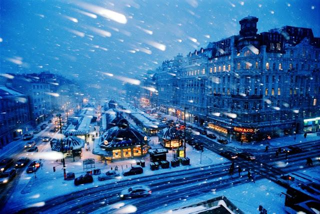 Inverno em Viena