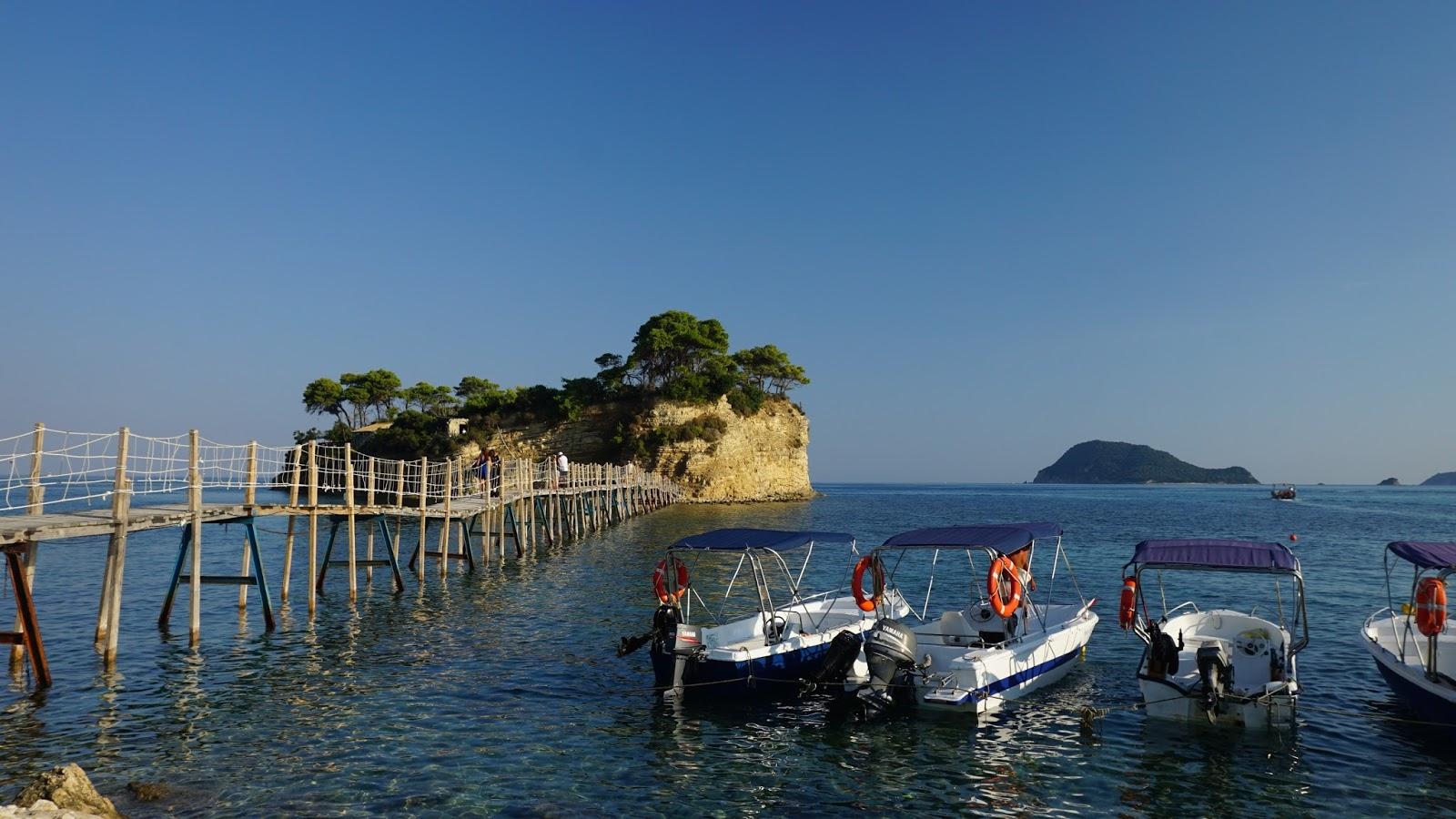 Cameo Island, wyspa Cameo, Wyspa Ślubów, Grecja, Zakintos