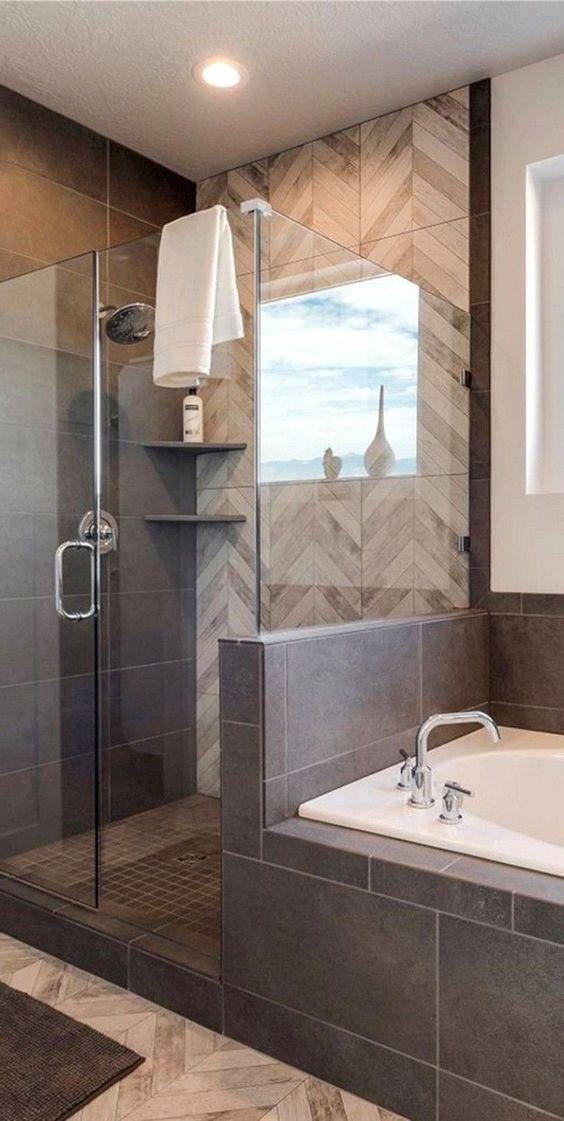 ديكورات حوائط حمامات مميزة وجذابة لعرائس صيف 2019