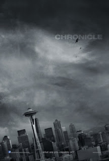 Chronicle Movie Poster