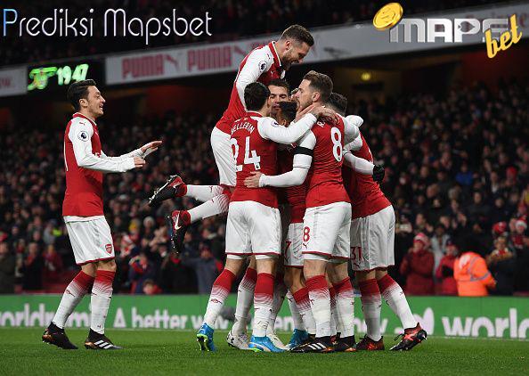 Cuplikan Gol Premier League : Arsenal 5-0 Huddersfield Town