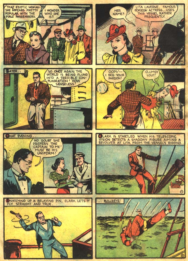 Action Comics (1938) 22 Page 3