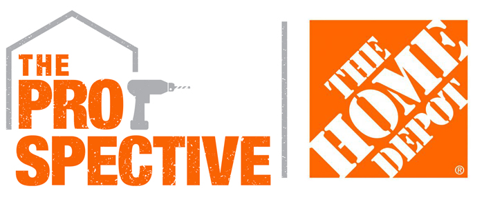 The prospective logo with The Home Depot
