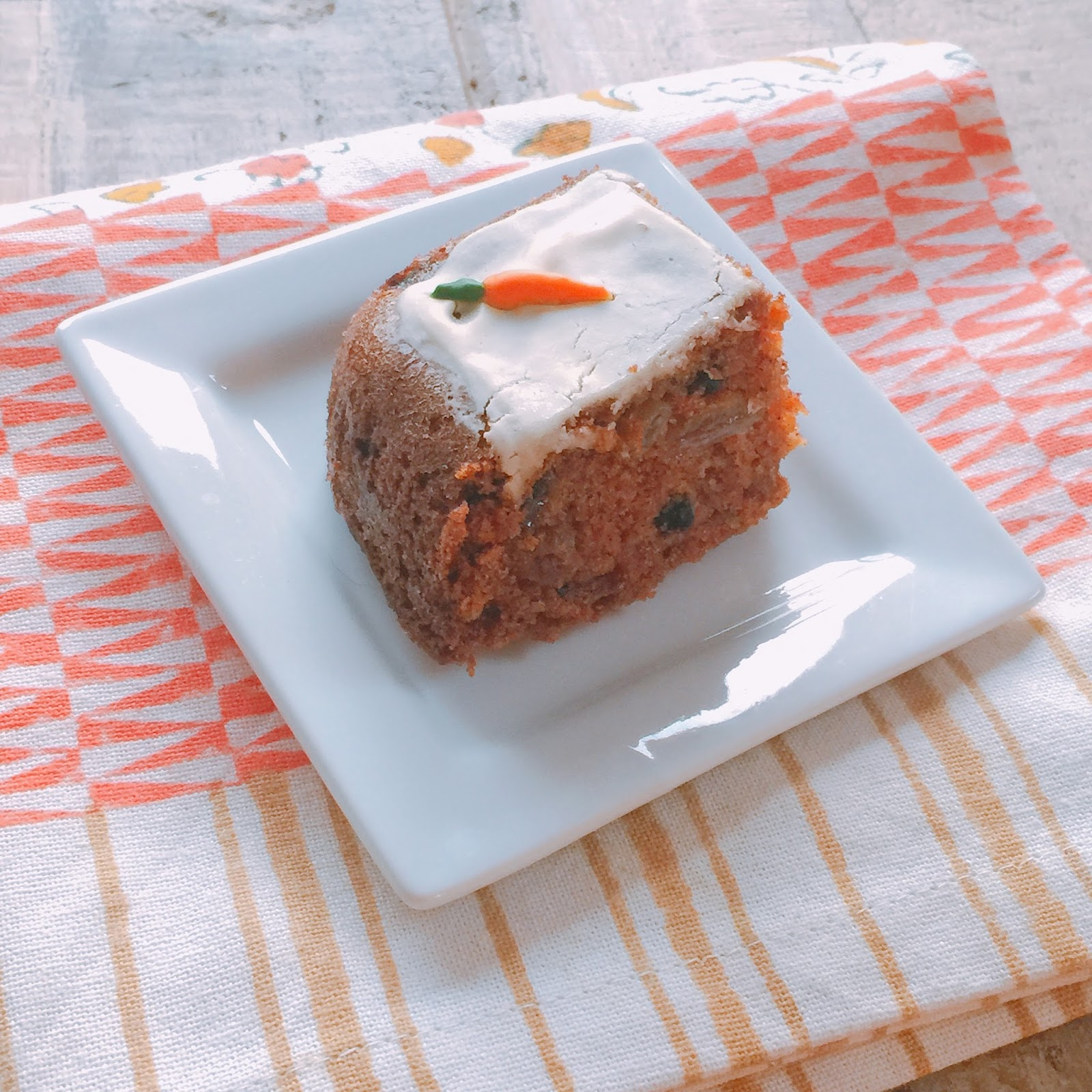 Easy & Tasty Carrot Cake