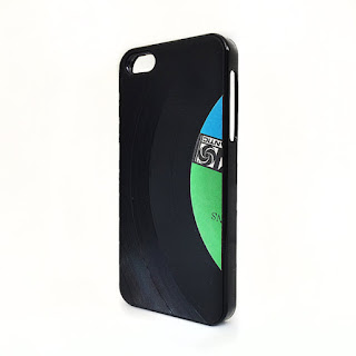 recycled record phone cases from Wrecords by Monkey