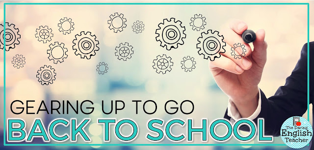 Gearing up to go back to school: tips for teachers for the new school year
