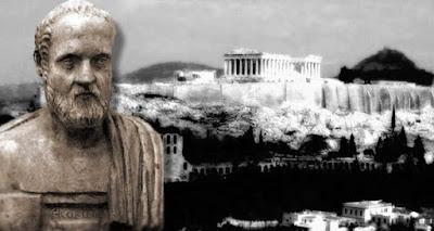 Ο Ισοκράτης (436 π.Χ. - 338 π.Χ.) ήταν αρχαίος Έλληνας ρήτορας, ένας από τους δέκα Αττικούς ρήτορες.