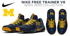 New Michigan Nike's
