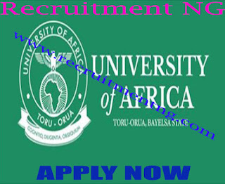 University Of Africa Vacancies On Academic And Non Academic Staff Positions