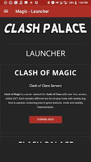 Magic Launcher APK
