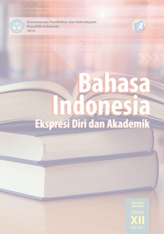 Download Buku Siswa Kurikulum 2013 SMA SMK MAN Kelas 12 Bahasa Indonesia Semester 1
