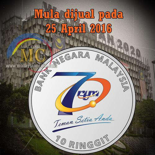 70 tahun RTM