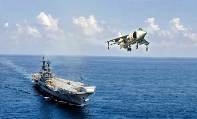 INS Viraat decommissioned after 30 years of service to Indian Navy | TekiPedia News