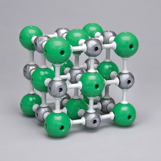 Ionic Compound Model Edunovate: Sodium Chlo...