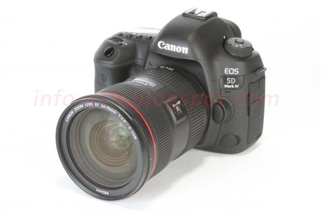 Spesifikasi Canon EOS 5D Mark IV dan harga di tahun 2017
