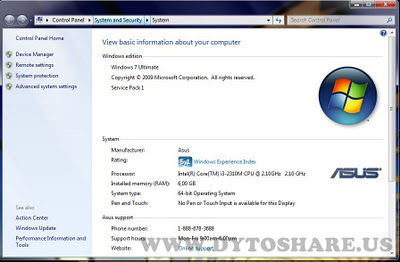 Microsoft Windows 7 Download