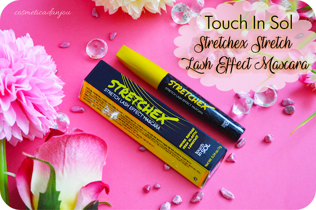 Touch In Sol Stretchex Stretch Lash Effect Mascara Review