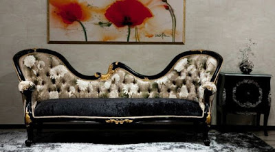 sofa santai kupu-kupu